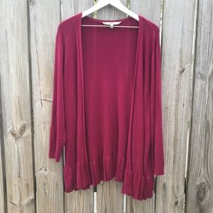 41 Hawthorn Open Cardigan Sweater